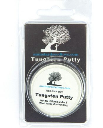 tungsten putty pinewood derby weight 2 oz.