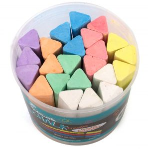 23-piece-triangle-sidewalk-chalk-tub-top