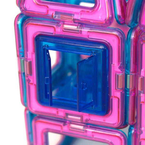 magnetic tile window insert