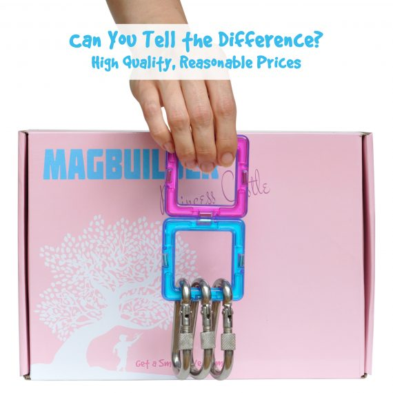 princess magnetic tiles strength