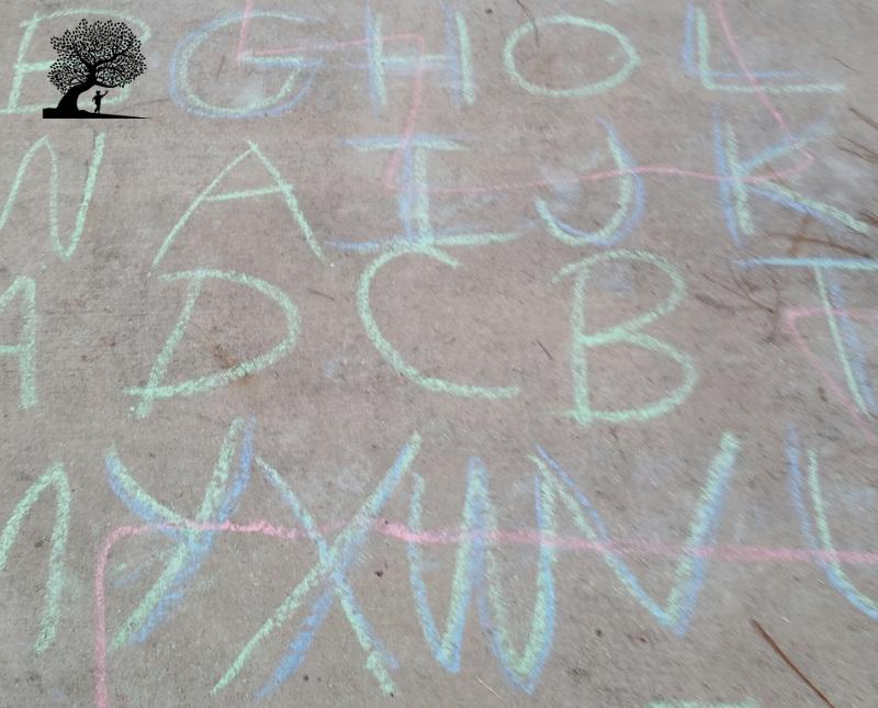 Alphabet Maze Solved