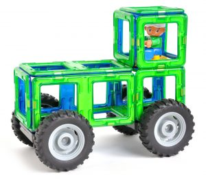 completed magbuilders tractor