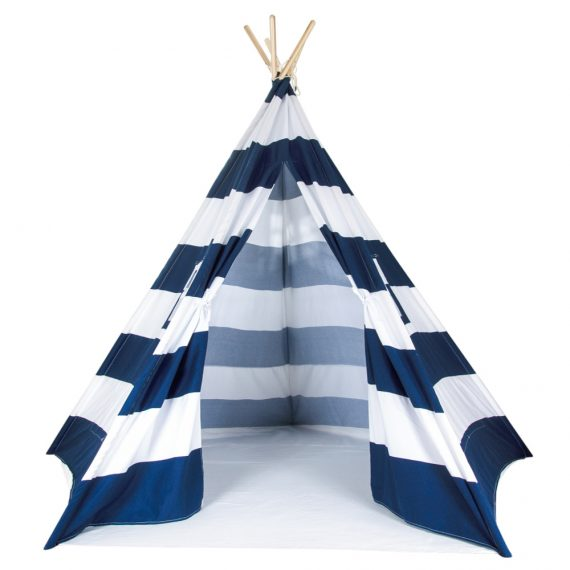 Large Teepee Front with Tied Door