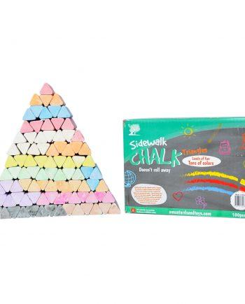 Triangle Pyramid with Box 2