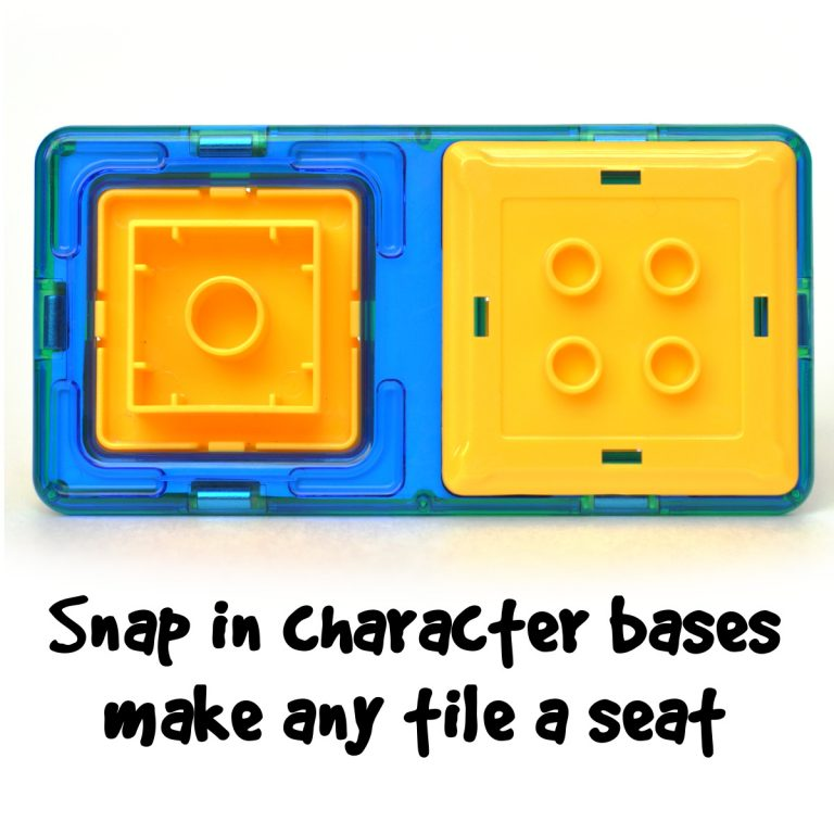 Magbuilders snap in character base