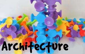 teaching architecture with easy stikz suction toys