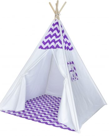 Main teepee tent