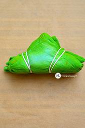 triangle tie dye technique