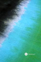 stripes tie dye effect