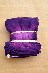 box tie dye technique